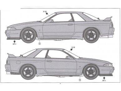 Tamiya - Nissan Skyline GT-R (R32) Nismo Custom, Mastelis: 1/24, 24341 8