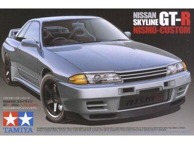 Tamiya - Nissan Skyline GT-R (R32) Nismo Custom, Mastelis: 1/24, 24341