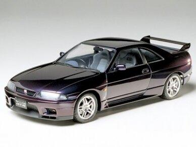 Tamiya - Nissan Skyline R33 GT-R V-Spec, Mastelis: 1/24, 24145 2