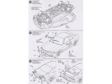 Tamiya - Nissan Skyline R33 GT-R V-Spec, Mastelis: 1/24, 24145 12