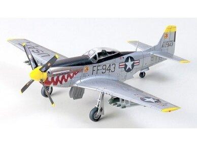 Tamiya - North American F-51D Mustang, Scale: 1/72, 60754 2