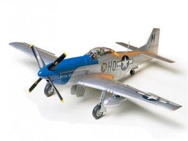 Tamiya - North American P-51D Mustang 8th AF, Mastelis: 1/48, 61040 2