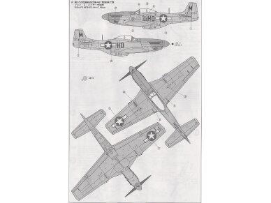 Tamiya - North American P-51D Mustang, Mastelis: 1/72, 60749 6