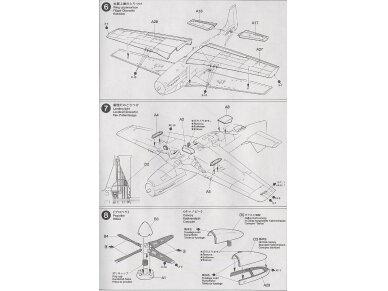 Tamiya - North American P-51D Mustang, Mastelis: 1/72, 60749 10