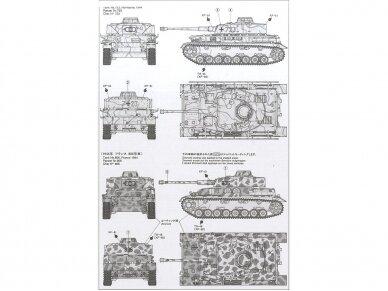 Tamiya - Panzerkampfwagen IV Ausf. J Sd.Kfz. 161/2, Scale: 1/35, 35181 4