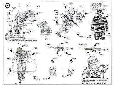 Tamiya - U.S. M113 ACAV, Scale: 1/35, 35135 4