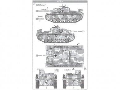 Tamiya - Sturmgeschutz III Ausf.G Finnish Army, Scale: 1/35, 35310 3