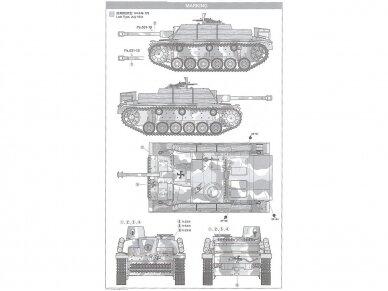 Tamiya - Sturmgeschutz III Ausf.G Finnish Army, Scale: 1/35, 35310 4