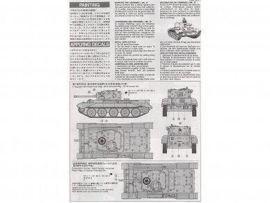 Tamiya - Cromwell Mk.IV Mk.VIII,A27M, Scale: 1/35, 35221 3