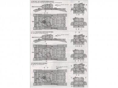 Tamiya - Cromwell Mk.IV Mk.VIII,A27M, Scale: 1/35, 35221 4