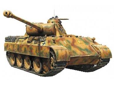 Tamiya - Pz.Kpfw. Panther Ausf. D, Mastelis: 1/35, 35345 2
