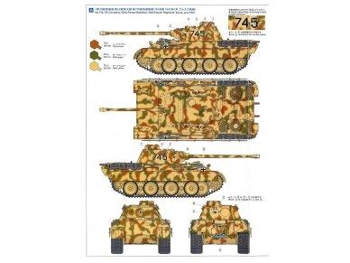 Tamiya - Pz.Kpfw. Panther Ausf. D, Mastelis: 1/35, 35345 18