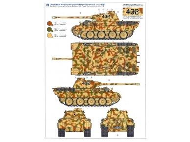 Tamiya - Pz.Kpfw. Panther Ausf. D, Mastelis: 1/35, 35345 19