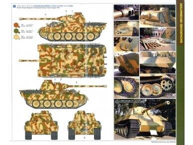 Tamiya - Pz.Kpfw. Panther Ausf. D, Mastelis: 1/35, 35345 20