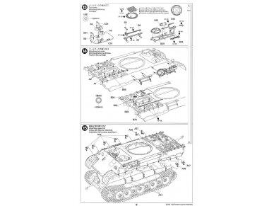 Tamiya - Pz.Kpfw. Panther Ausf. D, Mastelis: 1/35, 35345 27