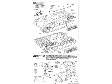 Tamiya - Pz.Kpfw. Panther Ausf. D, Mastelis: 1/35, 35345 28