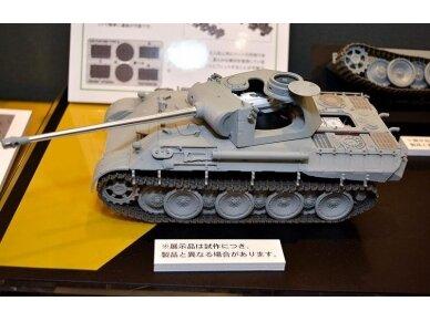 Tamiya - Pz.Kpfw. Panther Ausf. D, Mastelis: 1/35, 35345 4