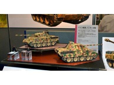 Tamiya - Pz.Kpfw. Panther Ausf. D, Mastelis: 1/35, 35345 6