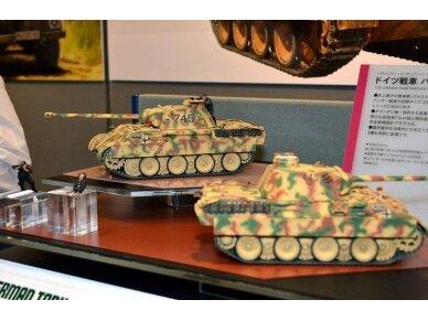 Tamiya - Pz.Kpfw. Panther Ausf. D, Mastelis: 1/35, 35345 7
