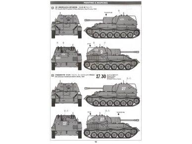 Tamiya - Russian Self-Propelled Gun SU-76M, Mastelis: 1/35, 35348 11