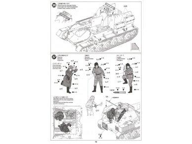 Tamiya - Russian Self-Propelled Gun SU-76M, Mastelis: 1/35, 35348 24