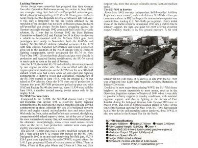 Tamiya - Russian Self-Propelled Gun SU-76M, Mastelis: 1/35, 35348 4