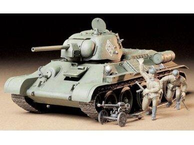 "Tamiya - Russian T-34/76 ""ChTZ"", Scale:1/35, 35149 2"