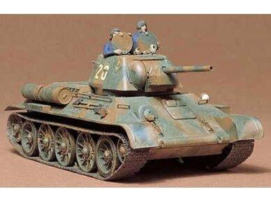 Tamiya - Russian Tank T-34/76, Mastelis: 1/35, 35059 2