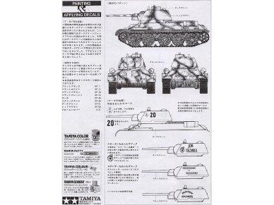 Tamiya - Russian Tank T-34/76, Mastelis: 1/35, 35059 7