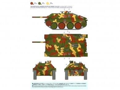 Tamiya - Jagdpanzer 38(t) Hetzer Mittlere Produktion, Mastelis: 1/35, 35285 5