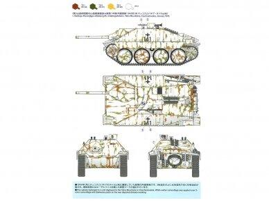 Tamiya - Jagdpanzer 38(t) Hetzer Mittlere Produktion, Mastelis: 1/35, 35285 6