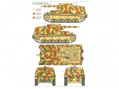 Tamiya - Sd.Kfz.165 Hummel (Late), Mastelis: 1/35, 35367 15