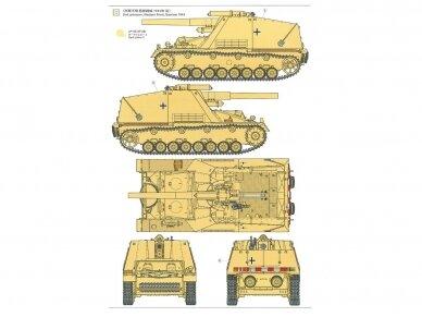 Tamiya - Sd.Kfz.165 Hummel (Late), Mastelis: 1/35, 35367 16
