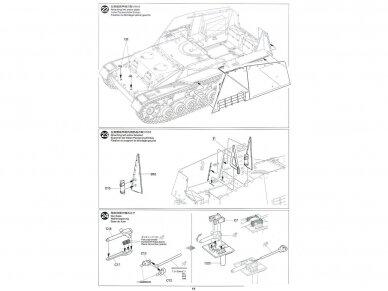Tamiya - Sd.Kfz.165 Hummel (Late), Mastelis: 1/35, 35367 25