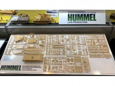 Tamiya - Sd.Kfz.165 Hummel (Late), Mastelis: 1/35, 35367 4