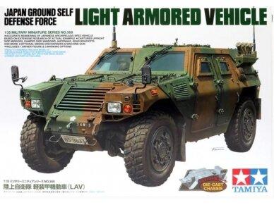Tamiya - JGSDF Light Armored Vehicle, Scale: 1/35, 35368