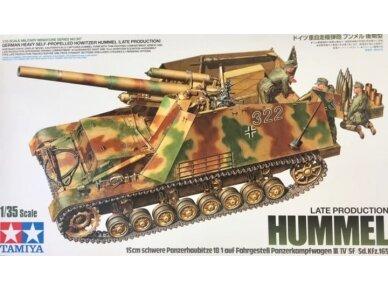 Tamiya - Sd.Kfz.165 Hummel (Late), Mastelis: 1/35, 35367