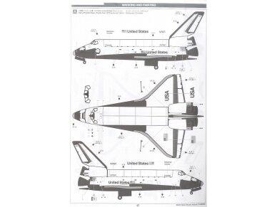 Tamiya - Space Shuttle Atlantis, Mastelis: 1/100, 60402 10