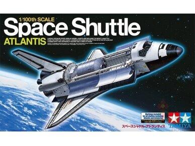 Tamiya - Space Shuttle Atlantis, Mastelis: 1/100, 60402