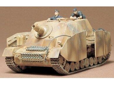Tamiya - Sturmpanzer IV Brummbär, Scale:1/35, 35077