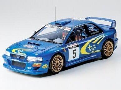 Tamiya - Subaru Impreza WRC '99, Mastelis: 1/24, 24218 2