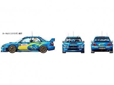 Tamiya - Subaru Impreza WRC Monte Carlo 05, Mastelis: 1/24, 24281 3