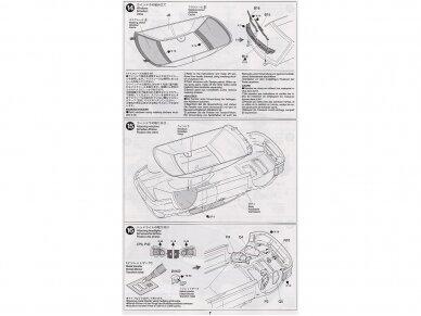 Tamiya - Subaru Impreza WRC Monte Carlo 05, Mastelis: 1/24, 24281 15