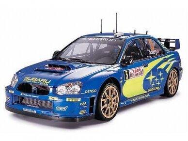 Tamiya - Subaru Impreza WRC Monte Carlo 05, Mastelis: 1/24, 24281 2