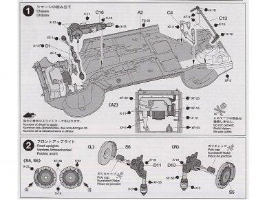 Tamiya - Subaru Impreza WRC Monte Carlo 05, 1/24, 24281 10