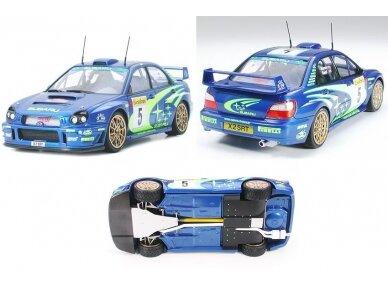 Tamiya - Subaru Impreza WRC Monte Carlo 2001, Scale: 1/24, 24240 2