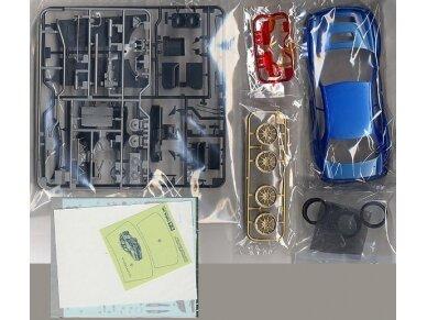 Tamiya - Subaru Impreza WRC Monte Carlo 2001, Mastelis: 1/24, 24240 5