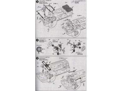 Tamiya - Subaru Impreza WRC Monte Carlo 2001, Scale: 1/24, 24240 10