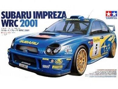 Tamiya - Subaru Impreza WRC Monte Carlo 2001, Scale: 1/24, 24240