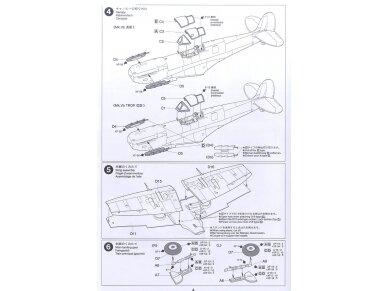 Tamiya - Super Marine Spitfire Mk.Vb/Mk.Vb TROP, Mastelis: 1/72, 60756 11